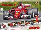 Formel 1- Grand Prix Kalender 2018