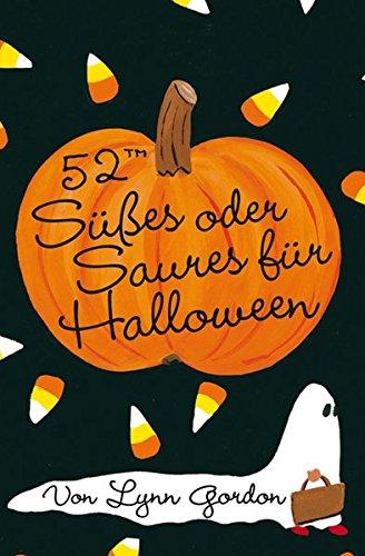 52 Süsses oder Saures für Halloween. Packung mit 52 (Kostüm Halloween Galerie)