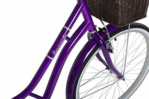 519aCrk0gyL - Barracuda Women's Delphinus Bike, Purple, Size 19