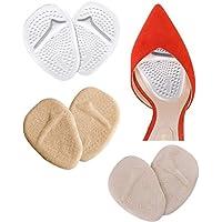 Gel Fuß Kissen,Ballenpolster Schuheinlagen für High Heels Gelkissen Schmerzlindernde Pads mit Antirutsch-Effekt... preisvergleich bei billige-tabletten.eu