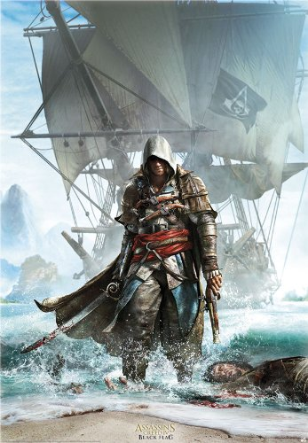 Assassins-Creed-Poster-Black-Flag-Edward-98-x-68-cm