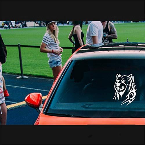 Grizzly Bear Tier - Aufkleber Auto Heckscheibe 12.9X17.8Cm Grizzly Bear