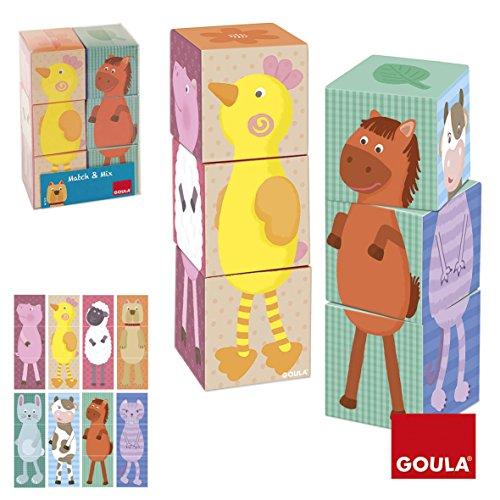 Goula - 53418 - Match & Mix