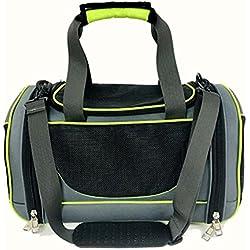 bolsos para perros Pet Bag Pet Carrier Perro Gato Viajes Slings Mochila portátil plegable Bolsas de mascotas transpirables para perros pequeños M L , L , 1