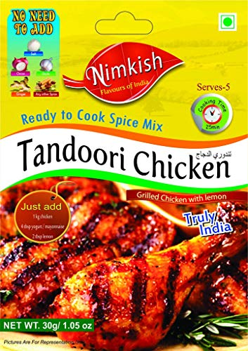 Nimkish Tandoori Chicken Masala, 50g
