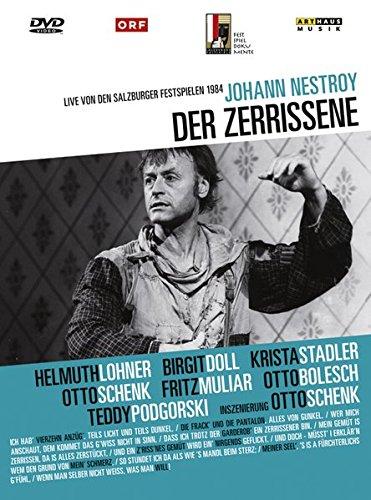 Der Zerrissene, 1 DVD