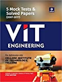 5 Mock Tests & Solved Papers For VIT Engineering EDITION 2018