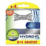 Wilkinson Hydro 5 Sensitive - 12 Lames