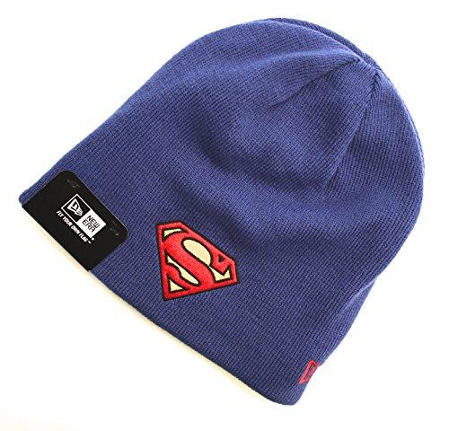 New Era Chapeau d hiver Beanie - REVERSE Marvel Superman a0002cd13fa