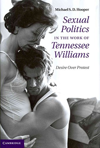 [Sexual Politics in the Work of Tennessee Williams: Desire Over Protest] (By: Michael S. D. Hooper) [published: May, 2012]