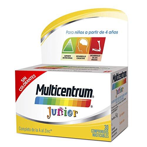 Multicentrum Junior - 30 Comprimidos Masticables
