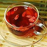 Cinese 1000g (2.2LB) Natural Goji Berry Tea Wolfberry Goji Bacche Tè alle erbe Verde Cibo tè profumato Fiore tè Tè botanico Erbe tè Tè verde Tè crudo Sheng cha Fiori tè Salute Tè cinese Tè cinese
