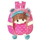 Happy Cherry Kinderrucksack Babyrucksack Kindergartenrucksack Baby Kleinkind Kinder Mädchen Mini