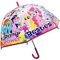 Kids Euroswan - My Little Pony MLP17023. Paragüas Transparente.
