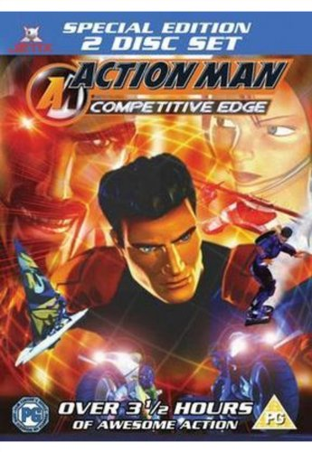 Image of Action Man: Storm Front [DVD]