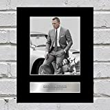 Daniel Craig foto display James Bond