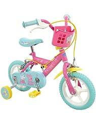 Peppa Pig Girl Bike, Pink, 12-Inch