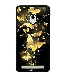 Crazymonk Premium Digital Printed Back Cover For Asus Zen Fone 6