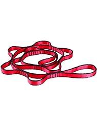 PURATEN Cuerda de Escalada Yoga, Pilates de 15 kN con Cuerda de Emergencia para Escalada