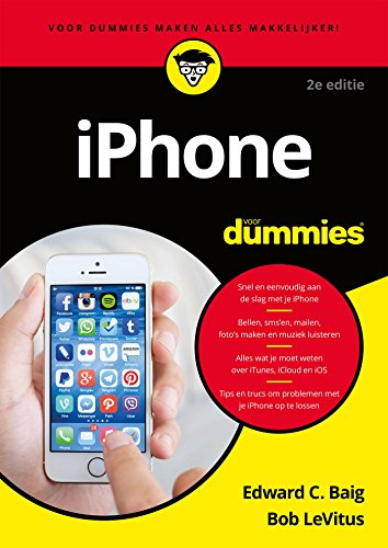 iPhone voor Dummies (Dutch Edition) por Edward C. Baig