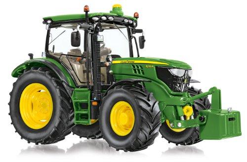 siku-wiking-7318-vehicule-miniature-modele-a-lechelle-tracteur-john-deere-6125r-metal-echelle-1-32