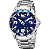 Stuhrling Original Ltd Edition Herren-Armbanduhr 43mm Batterie EU842.01DE