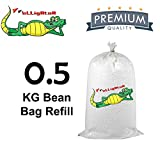 #5: Elligator bean bag refiller 0.5 kg