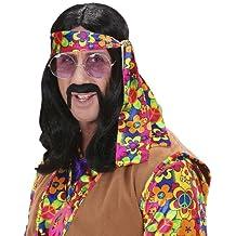 Hippy wig for men (peluca)