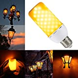 starall E272835SMD LED-Flamme Effekt Leuchtmittel AC90–265V 4W True Fire Farbe Dekorative Lampe für Weihnachten Schlafzimmer