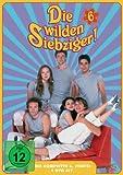 Die wilden Siebziger - Die komplette 6. Staffel (4 DVDs - Digipack) - Linda Wallem