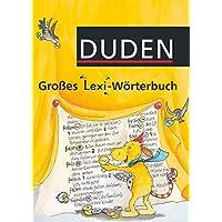 Großes Lexi-Wörterbuch - 1.-4. Schuljahr: Wörterbuch - Festeinband
