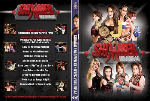Women Athletes Vol 46 DVD ()