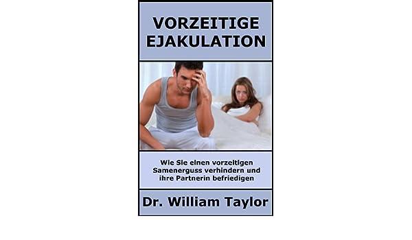 frühzeitige ejakulation