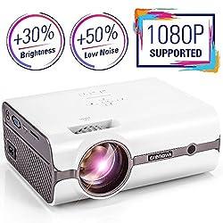 Crenova Xpe496 Projector (White)