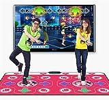 Tanzmatte Mit Gamepad Musikmatte Spielmatte Rutschfest Dance Pad FüR Erwachsene/Kinder-Tv Dance...
