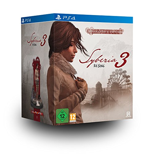 Syberia 3 - Collector's Edition [PlayStation 4]