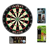 Mighty Power Dartboard Pack