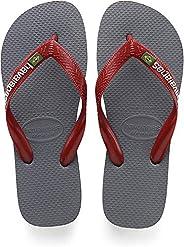 Havaianas Brazil Logo Flip Flop Unisex-Adults Slipper