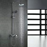 BLYC- Europeo moderno Set da bagno casa doccia doccia doccia/bagno/parete