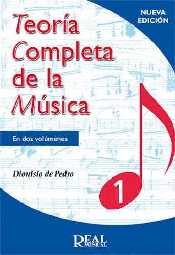 Teoría Completa de la Música, Volumen 1 (RM Teoria de la musica)