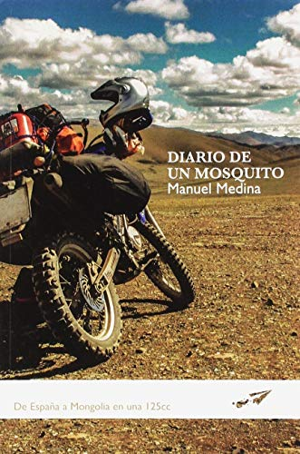 DIARIO DE UN MOSQUITO (LANZADERA) por JUAN MANUEL MEDINA SERRANO