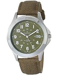 Peugeot 2041 - Reloj para hombres color verde