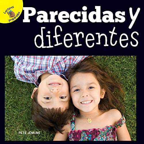 Parecidas y diferentes/ Alike and Different (Mi Mundo/ My World) por Pete Jenkins