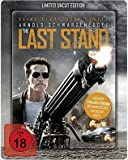 The Last Stand Steelbook Blu-Ray, Exklusiv Edition Müller - DVD - Blu-ray