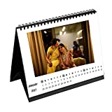 #9: Clixicle Monthly Desk Calendar, 6in x 8in, **FREE** Image Customization Available