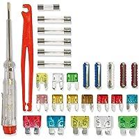 Cora 000120777Fusible Kit de Emergencia, 28, varios colores