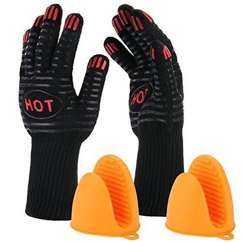 ISUDA Grill Gloves