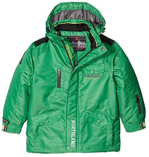 Northland Stan Jacke Jungen Skihose 14 A grün