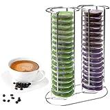Ibili 783501 - Dispensador de cápsulas de café Tassimo Nevado (34 cápsulas)