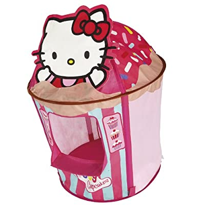 Worlds Apart - 864756 - Jeu De Rôle - Tente Hello Kitty Cupcake Pop-up